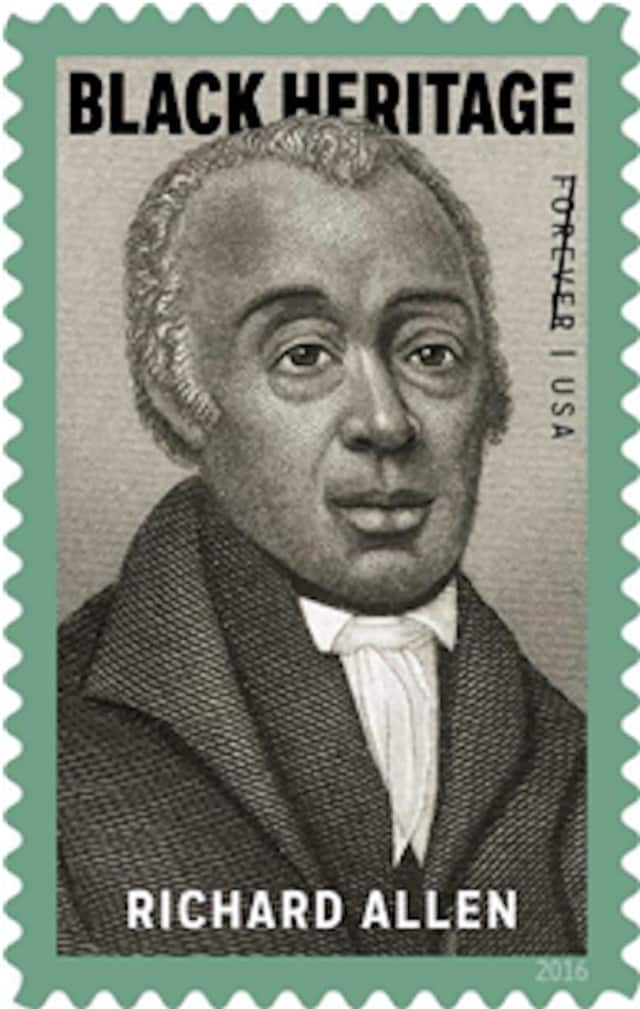 Mount Vernon officials will unveil a special Black Heritage stamp on Friday.