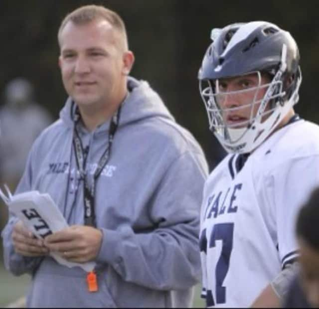 Graham Niemi, who has served as both offensive and defensive coordinator for Yale's men's lacrosse team, has been named head coach of Fairfield Prep's varsity lacrosse program.