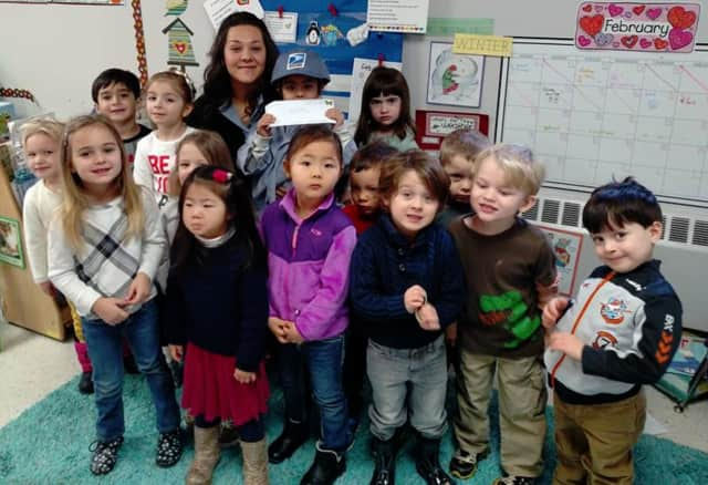 Old Tappan's Prince of Peace Preschool is hosting an open house March 15.