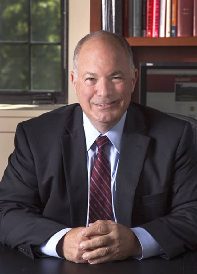 Marist College President David Yellen.