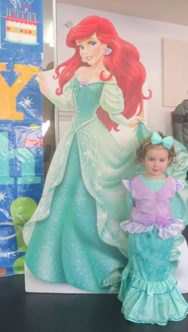 Princess is among party themes at the Seven Star School of Performing Arts in Brewster.