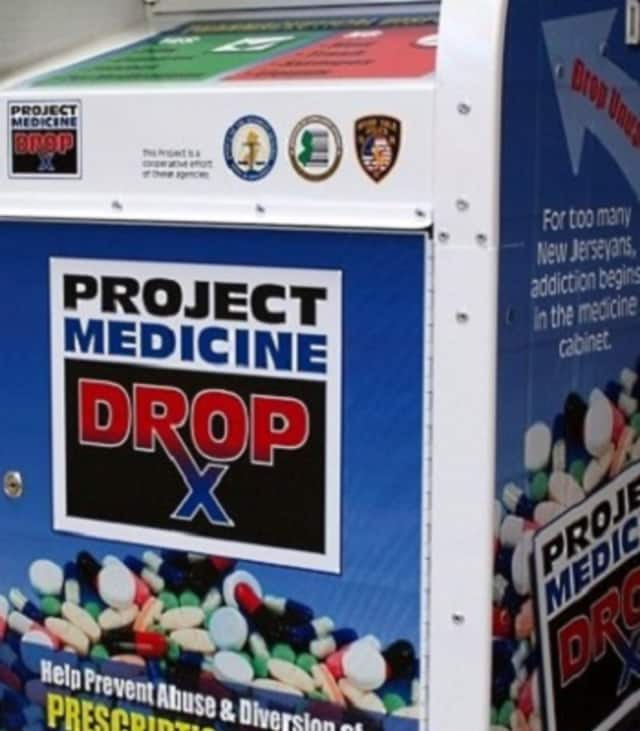 Citizens can drop off medications 24/7, no questions asked.