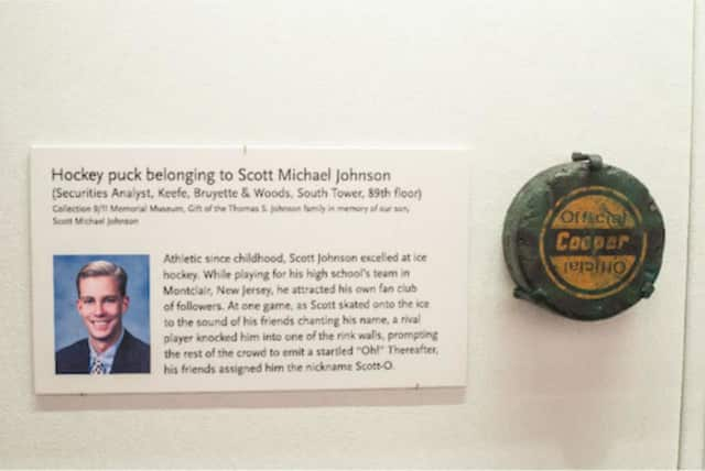 The remains of New Jersey's Scott Michael Johnson have been identified.