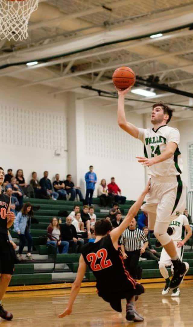 The Pascack Valley boys' basketball team defeated Dwight Morrow, 80-71, Feb. 29.