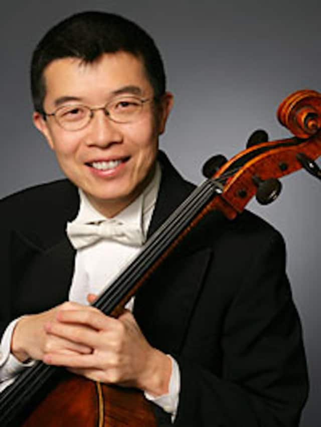 Qiang Tu is one of the members of  the New York Philharmonic who will coach student chamber music ensembles.