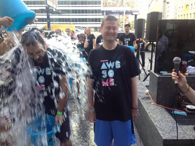 Pat Quinn, a Yonkers native, is the co-founder of the Ice Bucket Challenge for ALS.