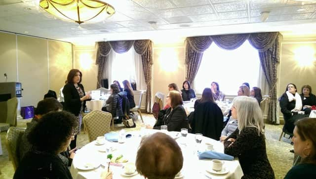 The Rockland Women's Business Network will honor two women at the June 15 breakfast in Suffern, N.Y.