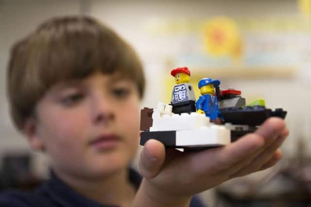 """Children ages 5-11 will experience a unique open house at Ridgefield Academy's """"Come Build With Us"""" on Saturday, Nov. 7."""