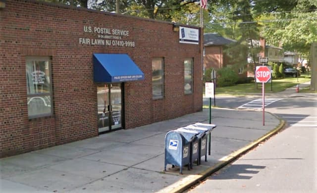 Radburn Post Office in Fair Lawn