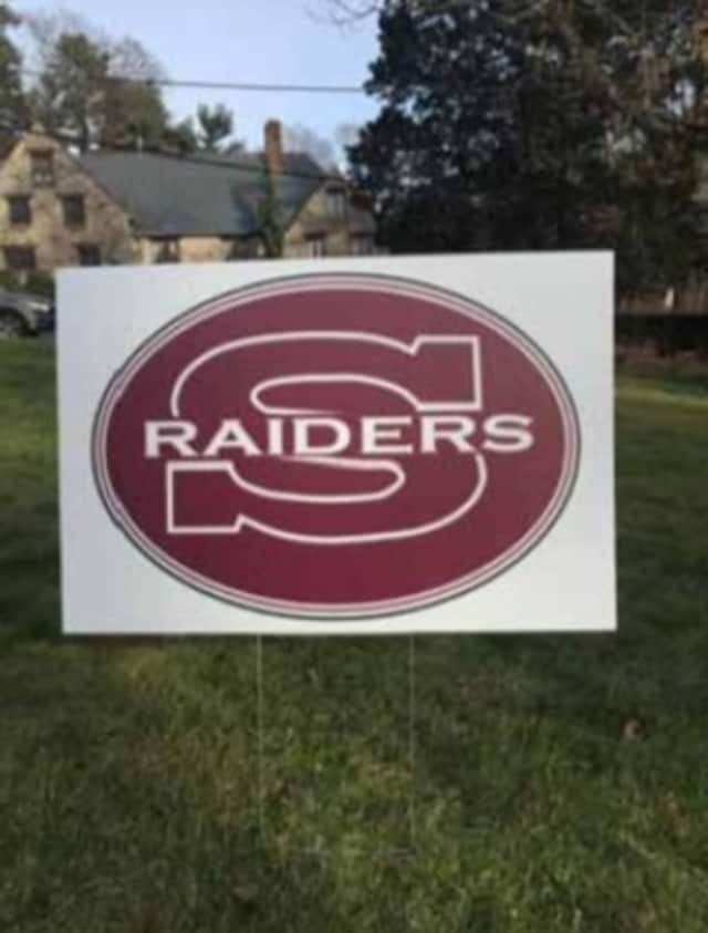 Maroon and White is celebrating its 50th birthday with a yard sign fundraiser.