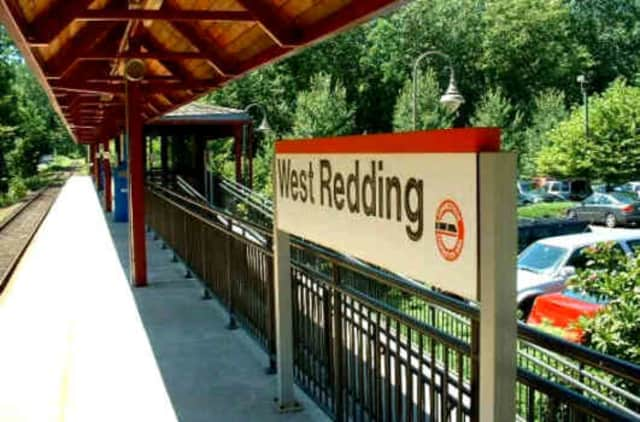 A disabled train in West Redding is delaying trains on the Danbury Branch.