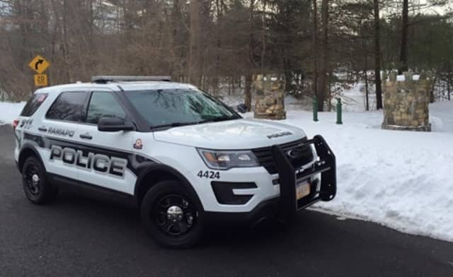 Ramapo police arrested a 29-year-old resident and he was turned over to Orangetown police on an active warrant.