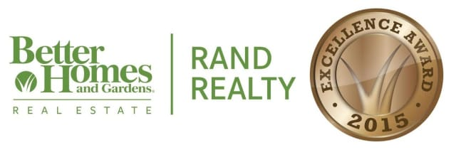 Better Homes & Gardens Rand Realty was honored for its community involvement.