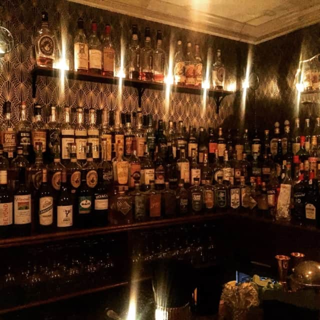 Pour is a local favorite for drinks in Mt.Kisco.