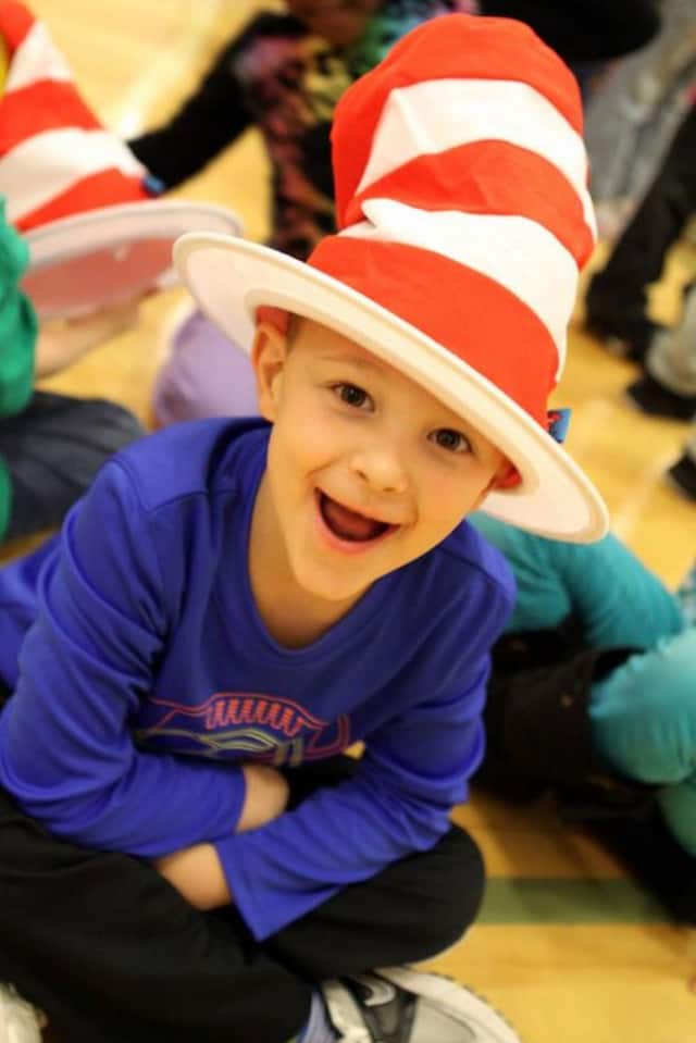 The Bogota Library celebrates Read Across America on March 5.