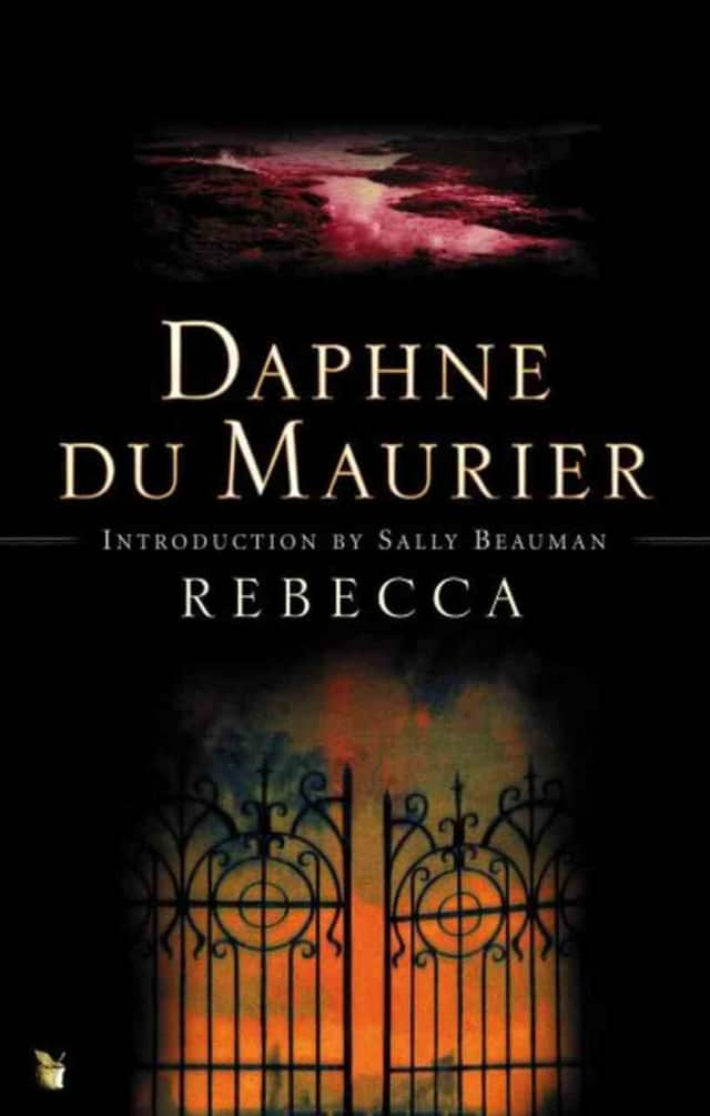 """Rebecca"" was a best-selling novel by Daphne Du Maurier."
