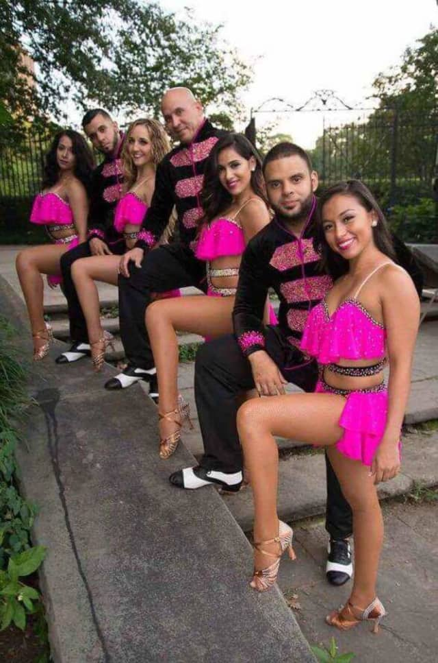 The St. Jude Fundraiser will be held Sunday at the Stamford Marriott Hotel during Connecticut Salsa Fest weekend.