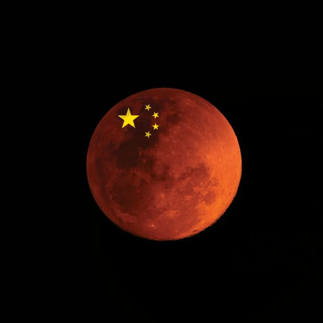 Will China be going to the moon in the near future?