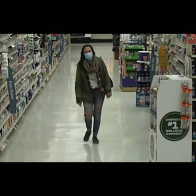 Westtown-East Goshen police are seeking the public's help identifying a woman who they say stole nearly $350 worth of merchandise from a local Giant Food store.