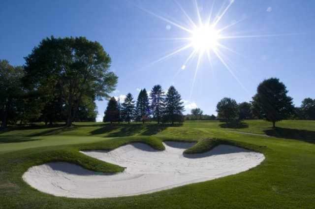 Richter Park Golf Course.