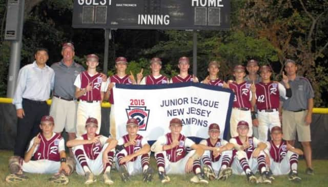 Junior League Champions