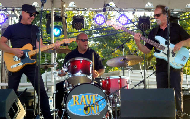 Rave On! will perform Aug. 5 at the New Jersey Botanical Garden at Skylands in Ringwood.
