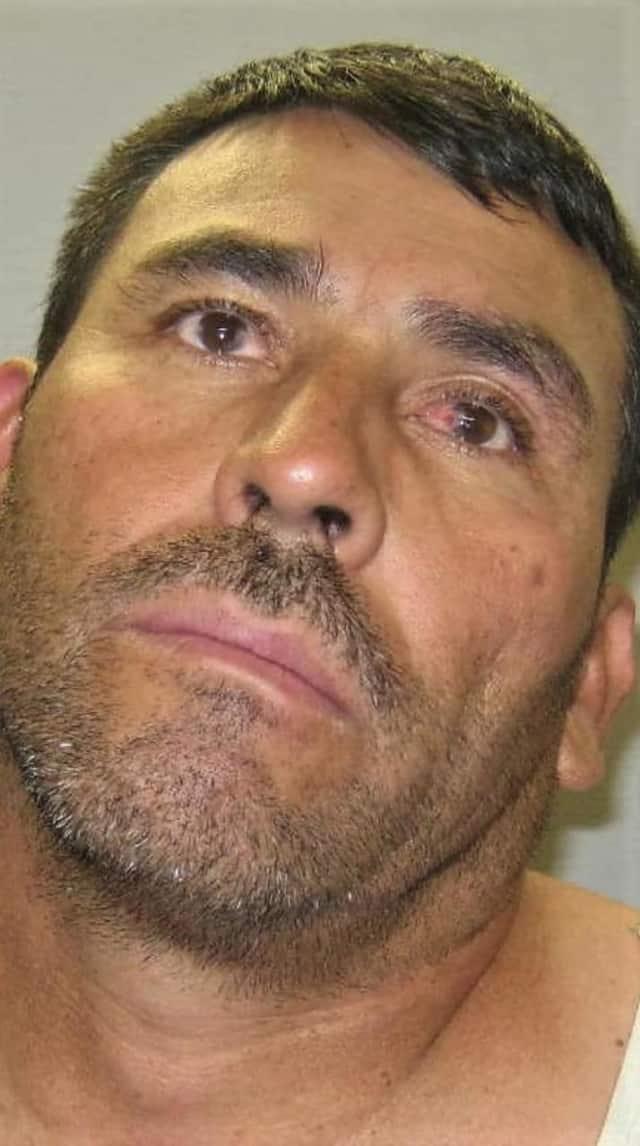"""Ernesto Rodriguez-Zazueta """"resisted arrest, struggled and was subdued,"""" Pentangelo said."""