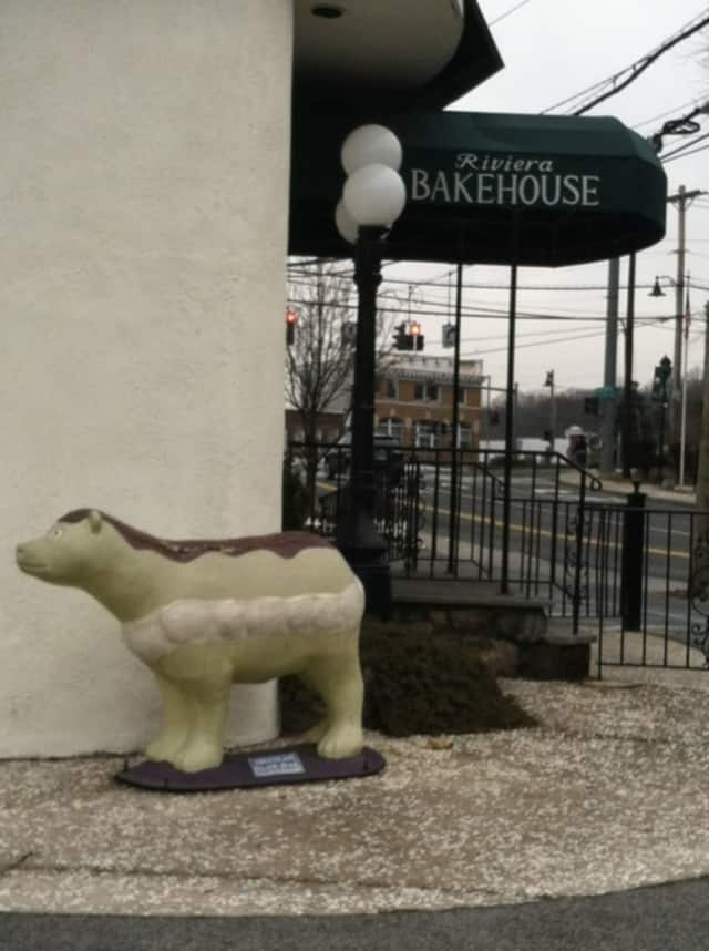 Riviera Bakehouse  is a popular spot for Ardsley residents.