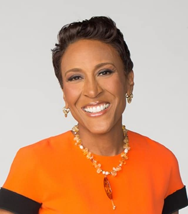 Robin Roberts will speak at the College of New Rochelle, May 24 commencement.