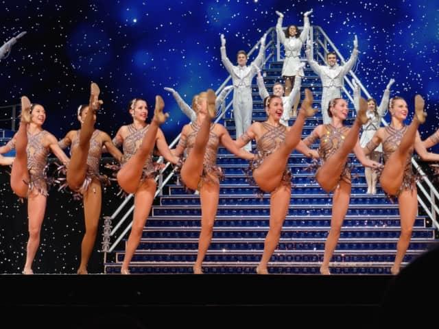 The Rockettes will visit Lulu's Ice Cream & Chocolates Tuesday.