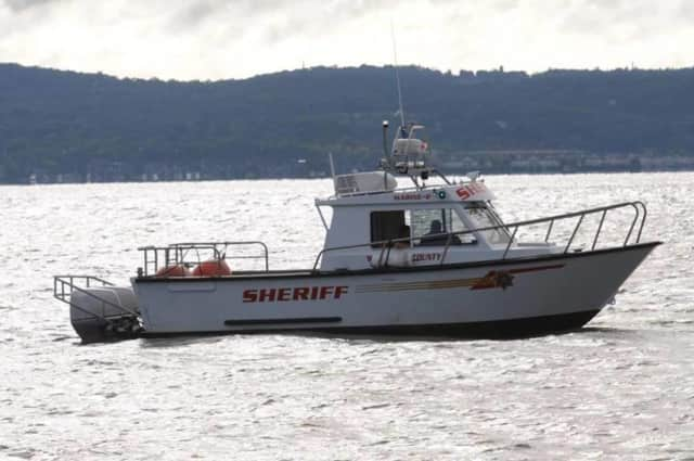 The Rockland County Sheriff's Department Marine Unit recovered a man's body from the waters near Nyack Beach.