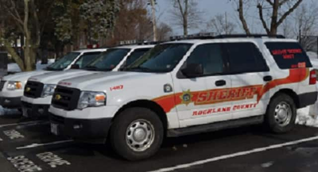 Three people were arrested for DWI by the Rockland County Sheriff's Office.
