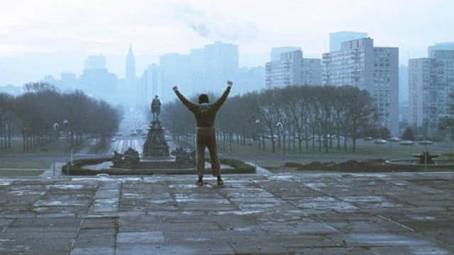 All seven Rocky films will be screened at Alamo Drafrhouse in Yonkers.