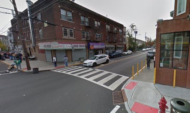 Hamilton Avenue and Rosa Parks Boulevard