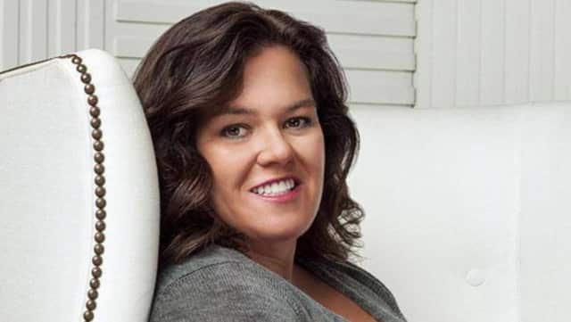 Rosie O'Donnell formerly of Saddle River.