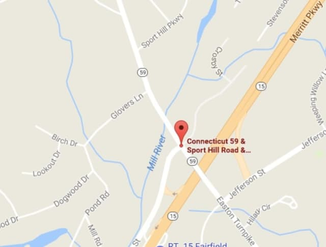 There will be daily construction on Route 59 and Congress Street in Fairfield beginning this week and lasting through April