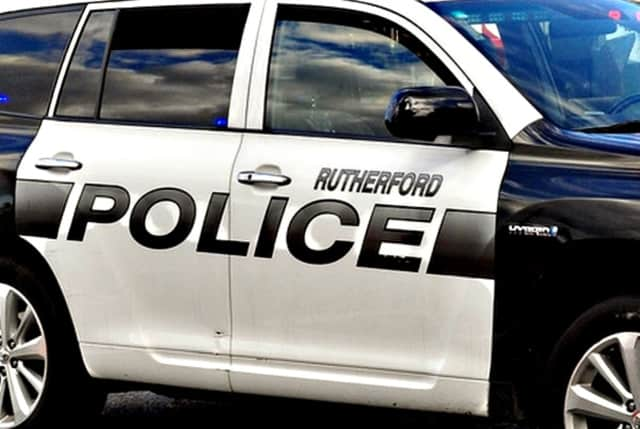 Rutherford police.