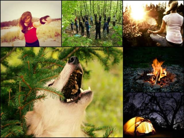 The Sacred Warrior Fall Equinox Women's Warrior Wolf Retreat will take place Sept. 24 and 25.