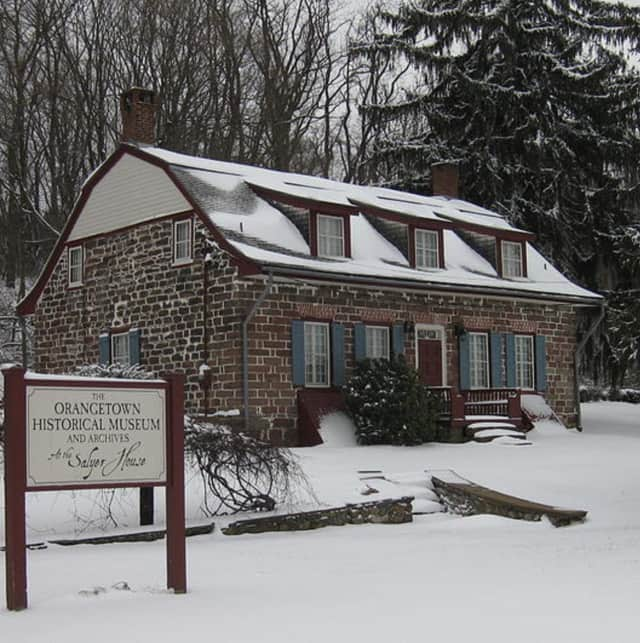 The historic Salyer House will host the Friends of the Orangetown Historical Museum's annual holiday open house on Dec. 12.