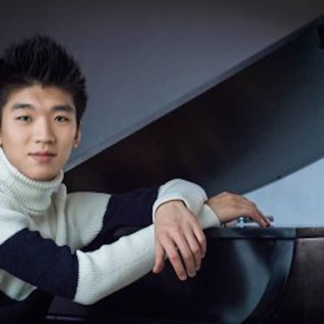 Pianist Yun Chin Zhou will perform April 10 in South Salem Presbyterian Church.
