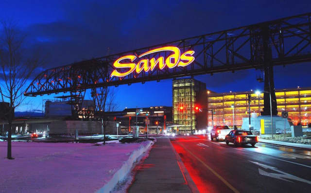Lyndhurst wants to take residents to Sands Casino in Bethlehem in March.
