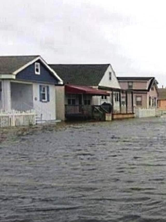 The damaged Lavalette residence was a vacation home, authorities charged.