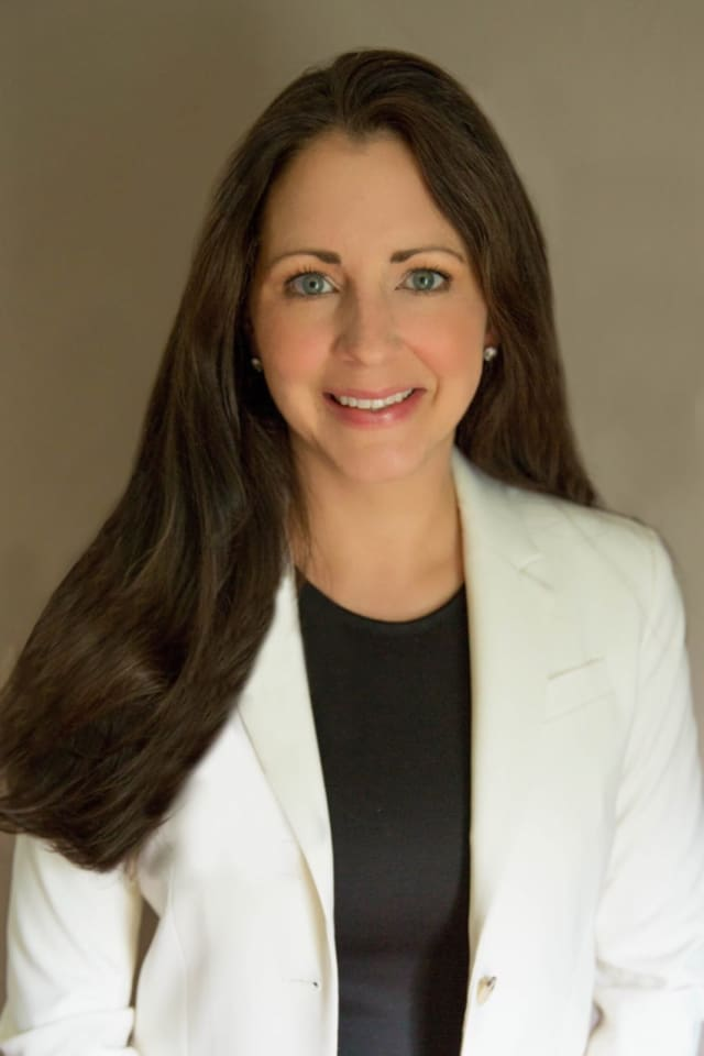 Sarah Cwikla-Mastropole is the newest board member of The Center for Family Justice in Bridgeport.