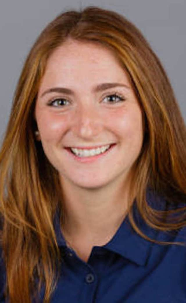 Sarah Schwartz of Weston rowed for the University of California as it won the national championship last weekend.