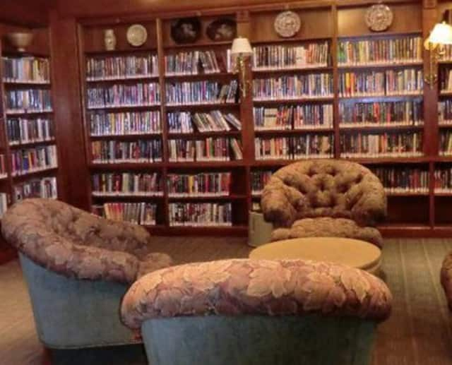 """Scarsdale Library's """"Not Your Kids Book Club"""" will begin meeting in January."""