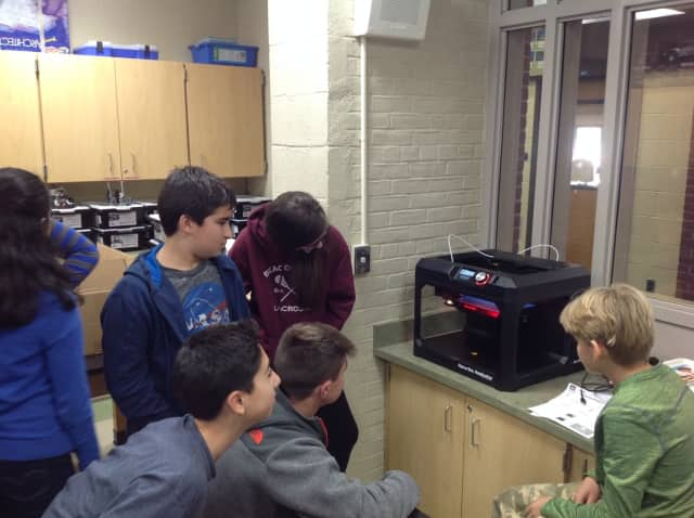 STEM initiatives enhance science and math at Pocantico Hills Central School In Mount Pleasant.