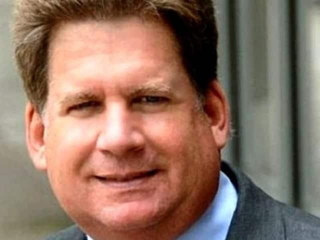 Former NJ state Assemblyman Robert Schroeder