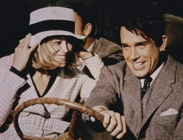 """""""Bonnie and Clyde"""" will screen at Hyde Park Free Library on Friday."""