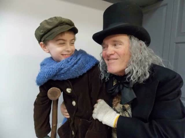 Theatre on the Road will bring a production of 'A Christmas Carol' to Dutchess and Putnam County.