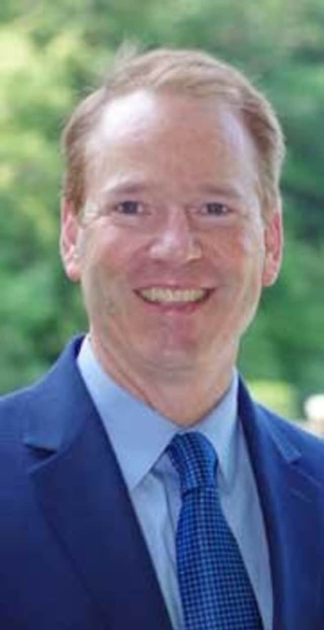 Seamus Collins is the new vice president of development at the Western Connecticut Health Network.